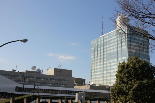 NHK-映らないTV