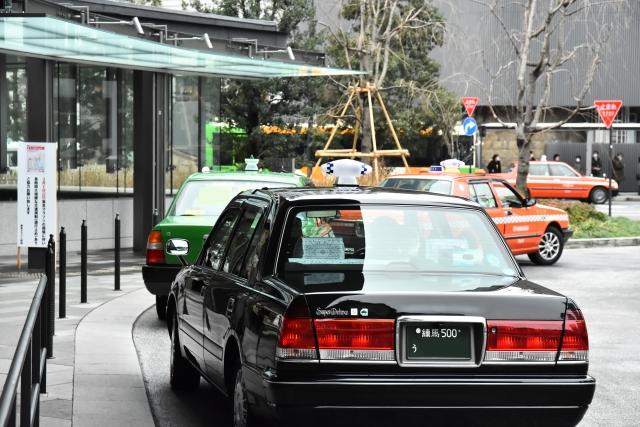 タクシーの日